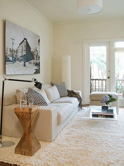 Гостиная оформлена в современных тенденциях, что понравится однозначно.