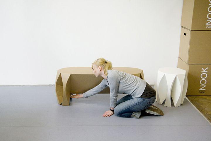 Замечательные сиденья из пластика