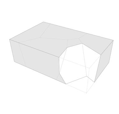 Схема каменного стола