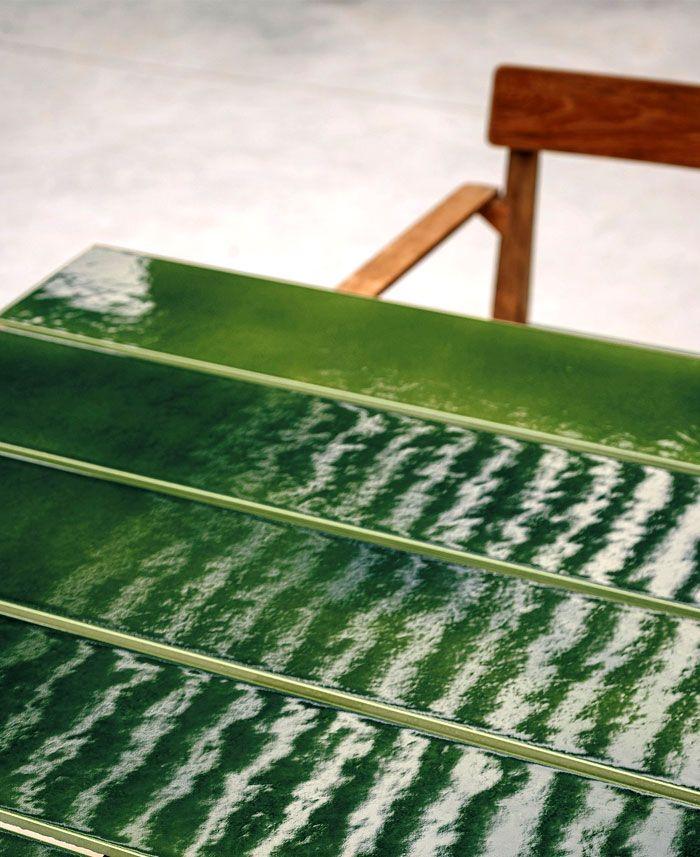Дизайнерская деревянная уличная мебель для террас - Фото 1