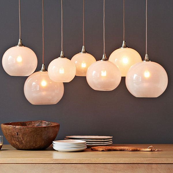 Красиви лампи с интересни форми