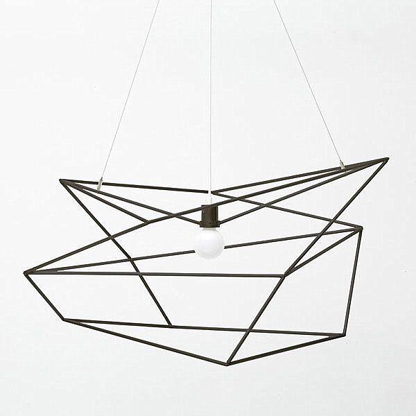 Невероятна лампа с интересна форма