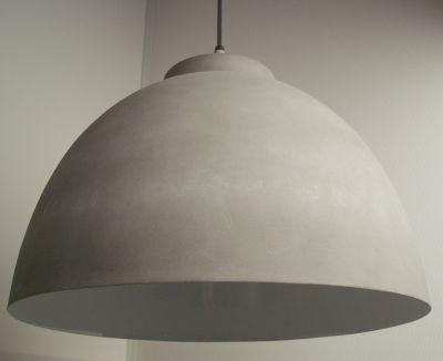 Уникальный светильник Cement Pendants от Райнера Мутча
