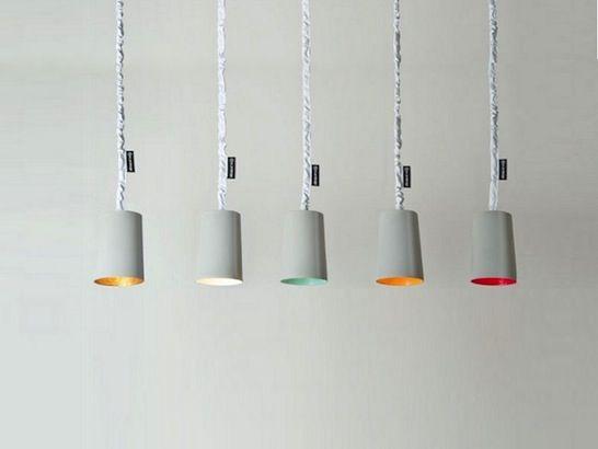 Циментови висулки от Rainer Mutsch