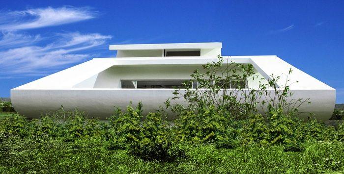 Архитекторский проект дизайн-студии NUDES Architecture.