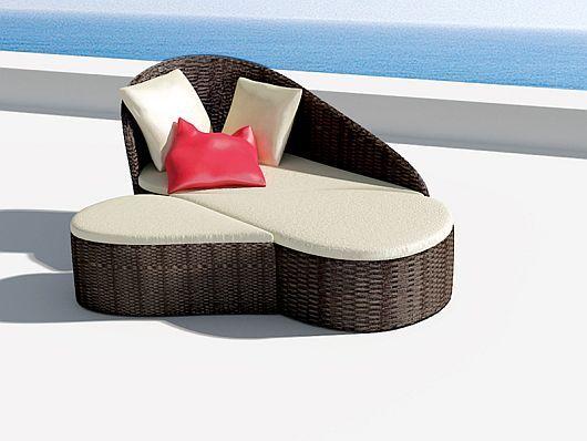 Модулен диван с възглавници и странична маса