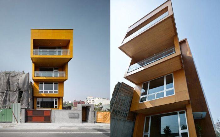 Проект архитектурной фирмы Origin Architects & Planners.