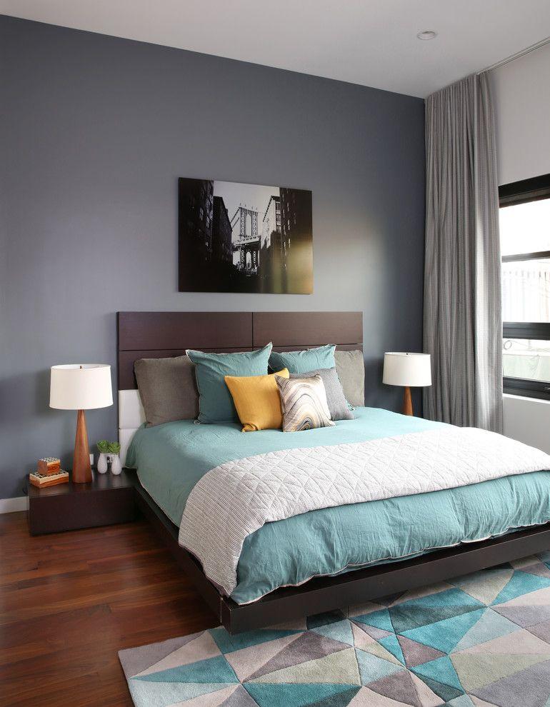 Velge en farge til soverommet