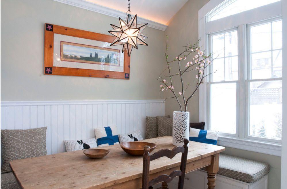Осветление за малка кухня