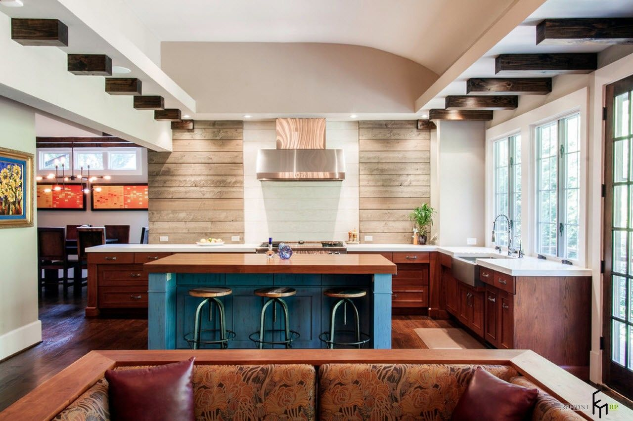 Кухня-хол