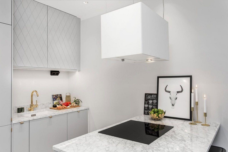 Дизайн за малка кухня
