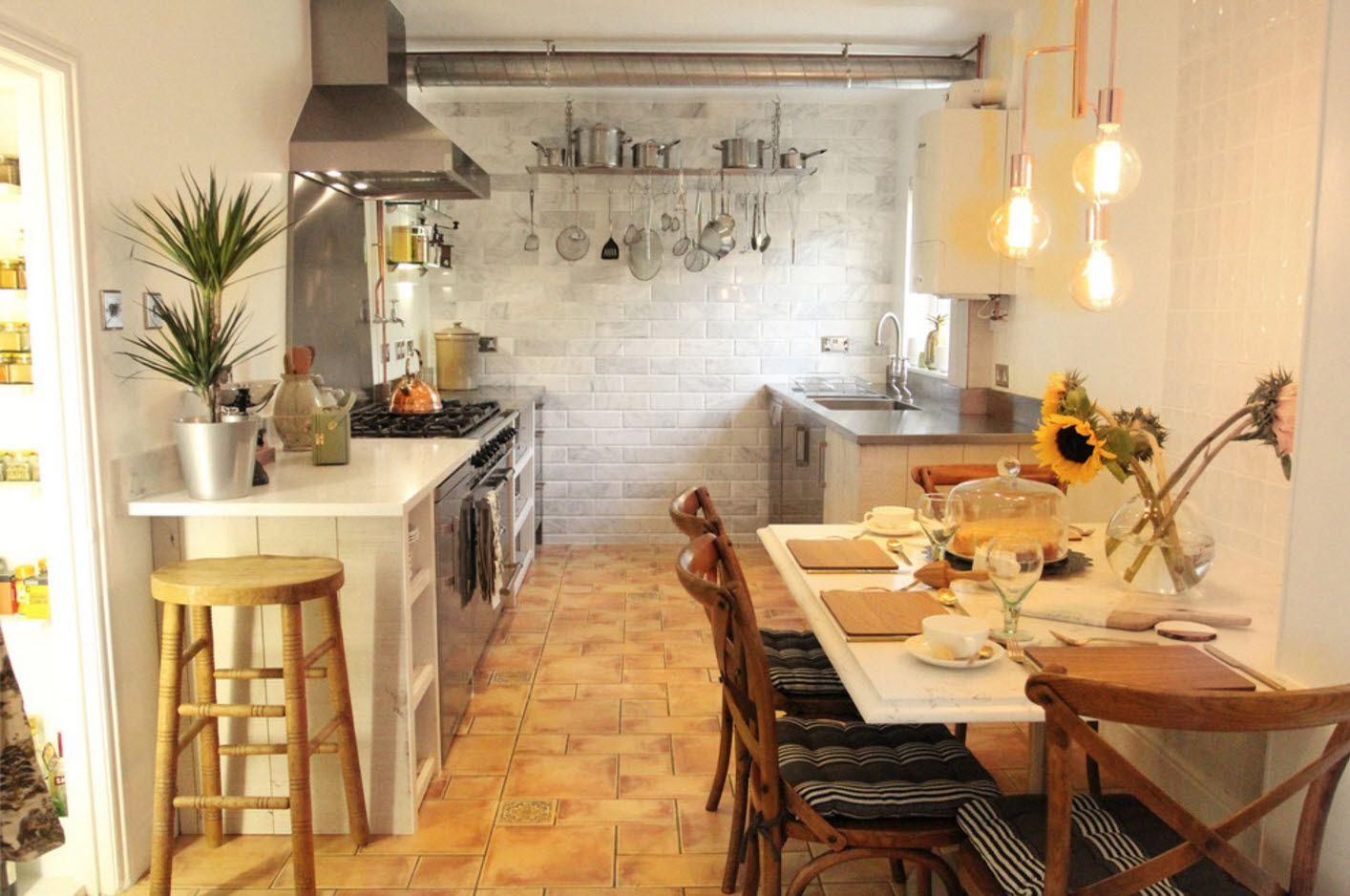 За малка кухня