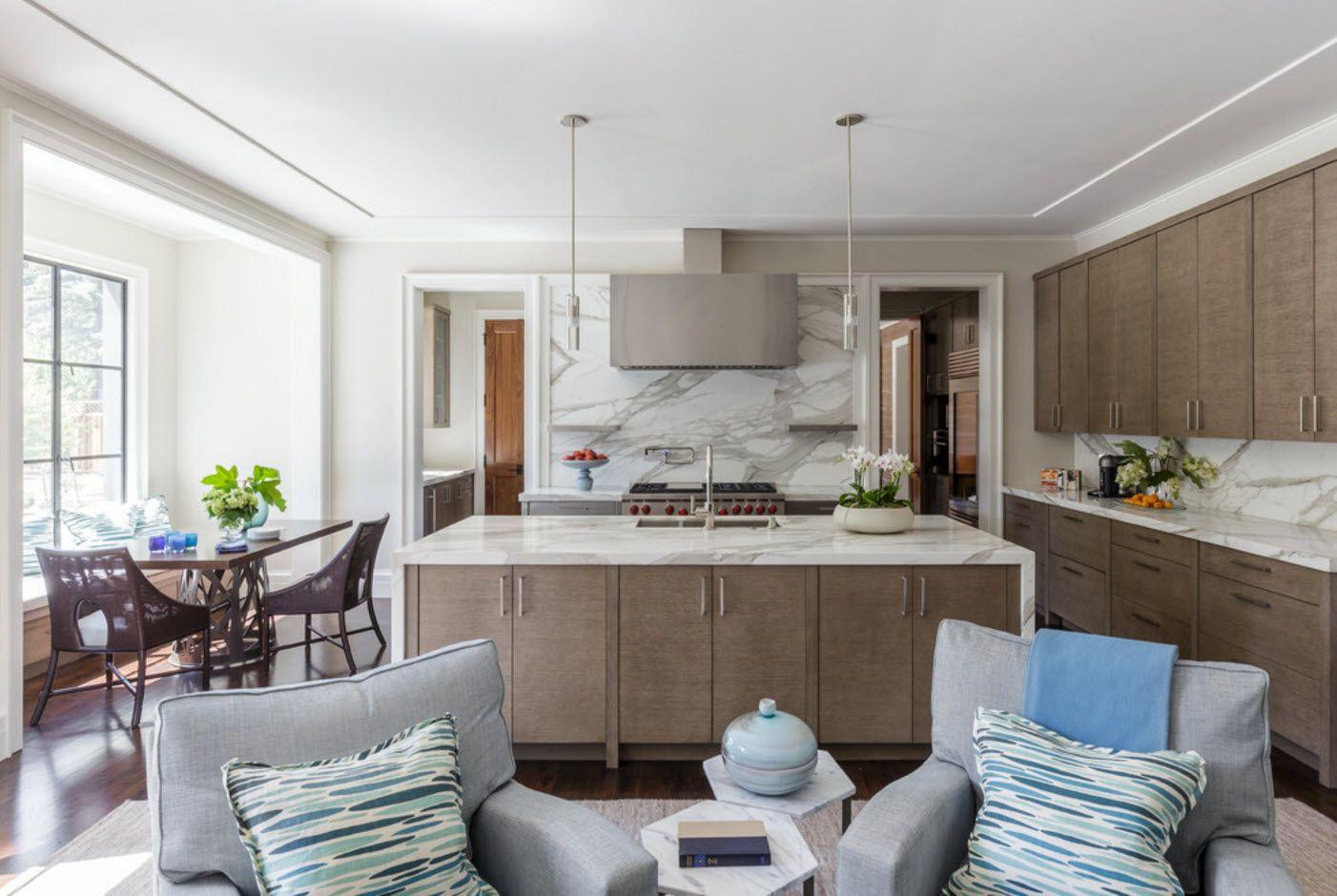 Кухня-студио в частна къща