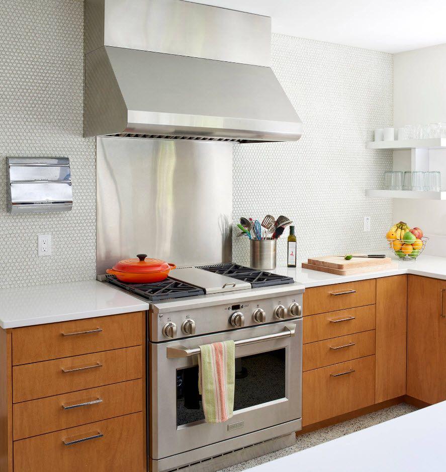 Декорация на кухненска престилка