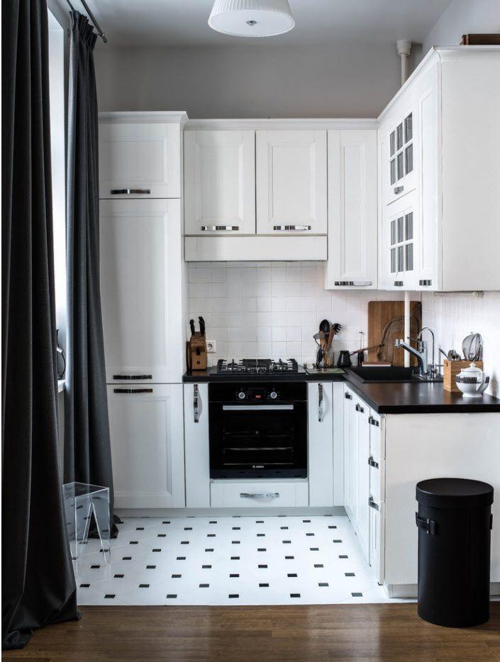 Черно-бял дизайн