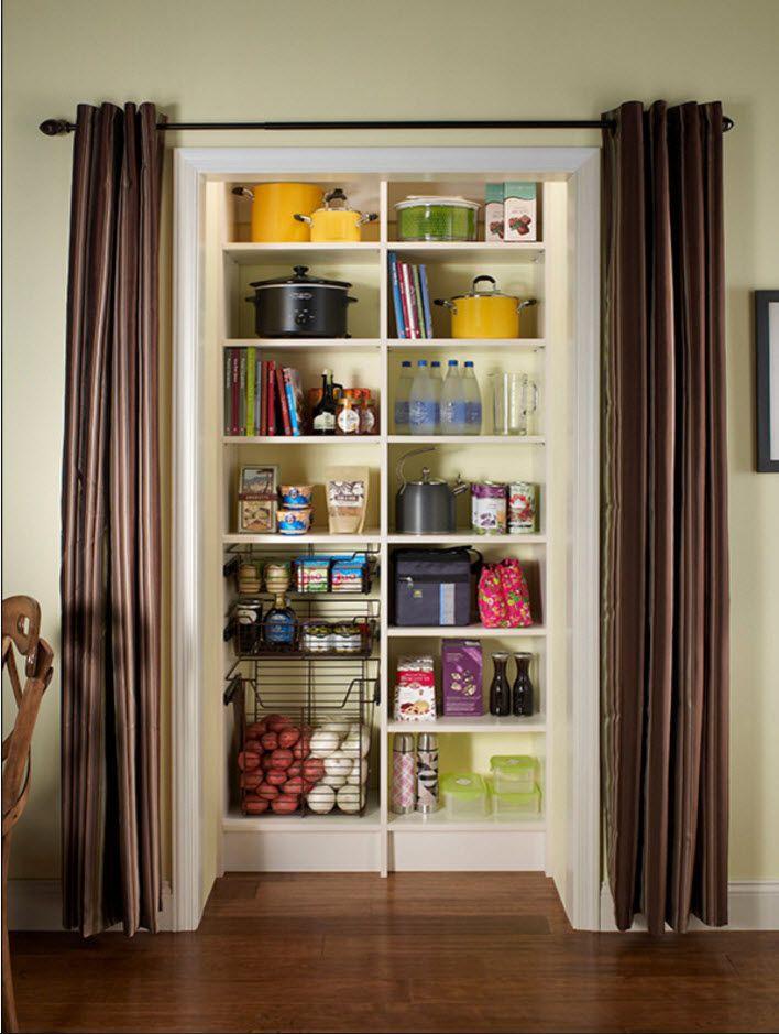 За кухненската килерче