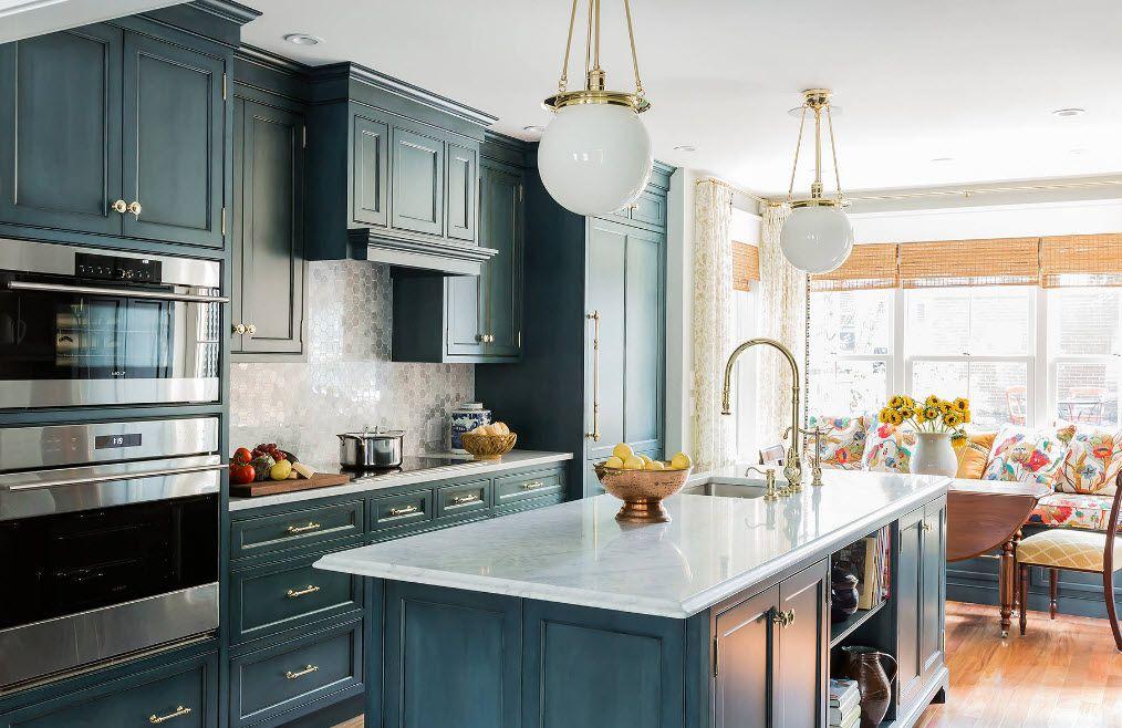 Украса за кухненски ъгъл