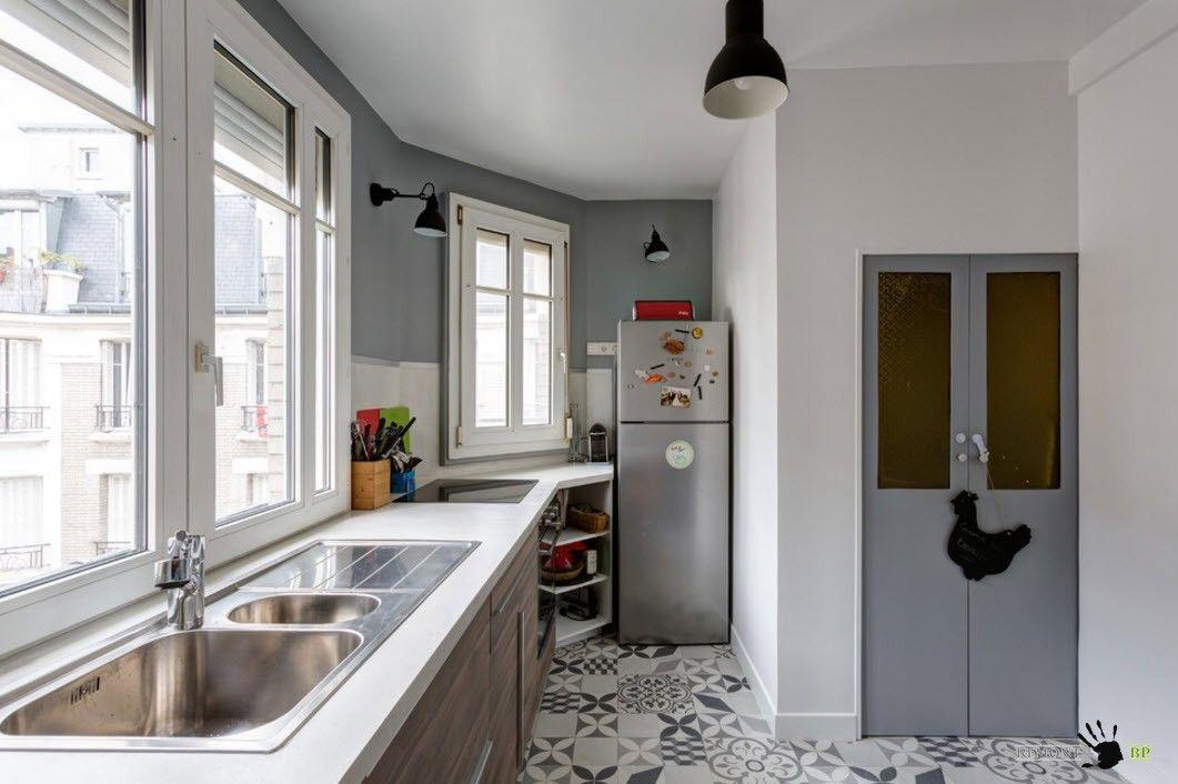 Декориране на кухнята с текстил