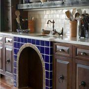 Keramikk på kjøkkenet