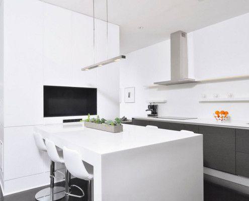 Hvit minimalisme