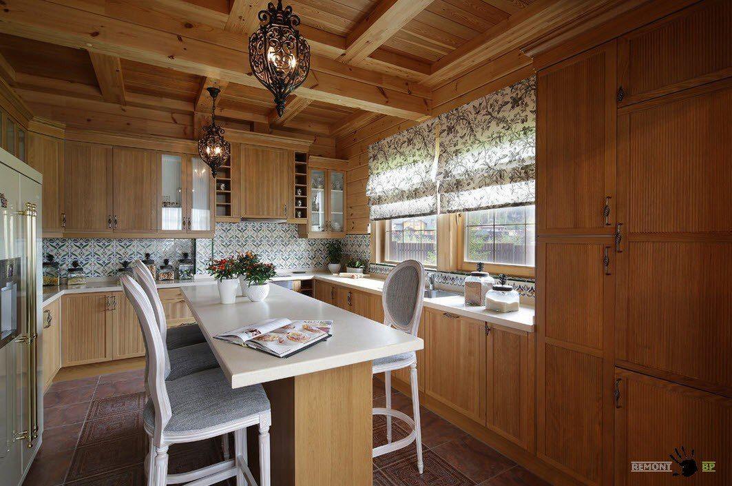 Кантри стил за селска къща