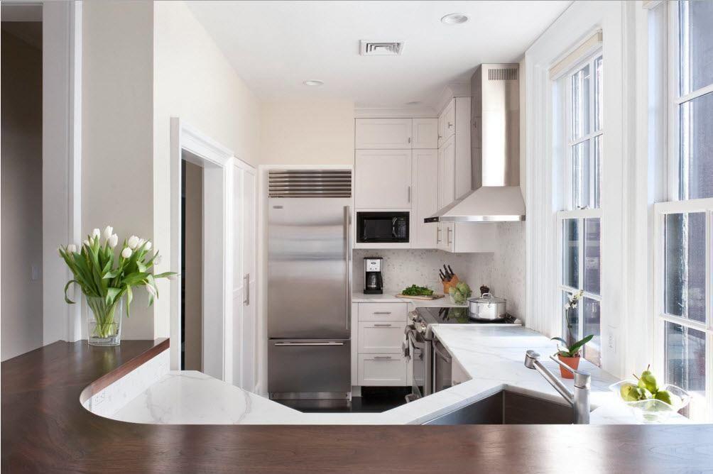 Lite kjøkkendesignprosjekt