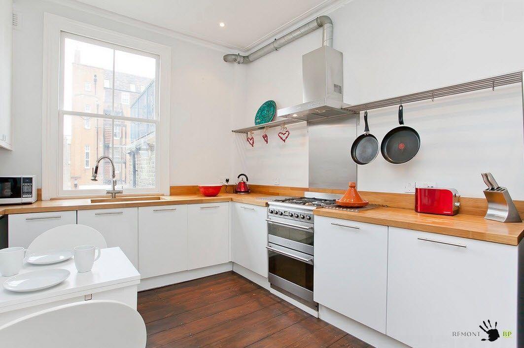 Лека палитра за кухненски дизайн