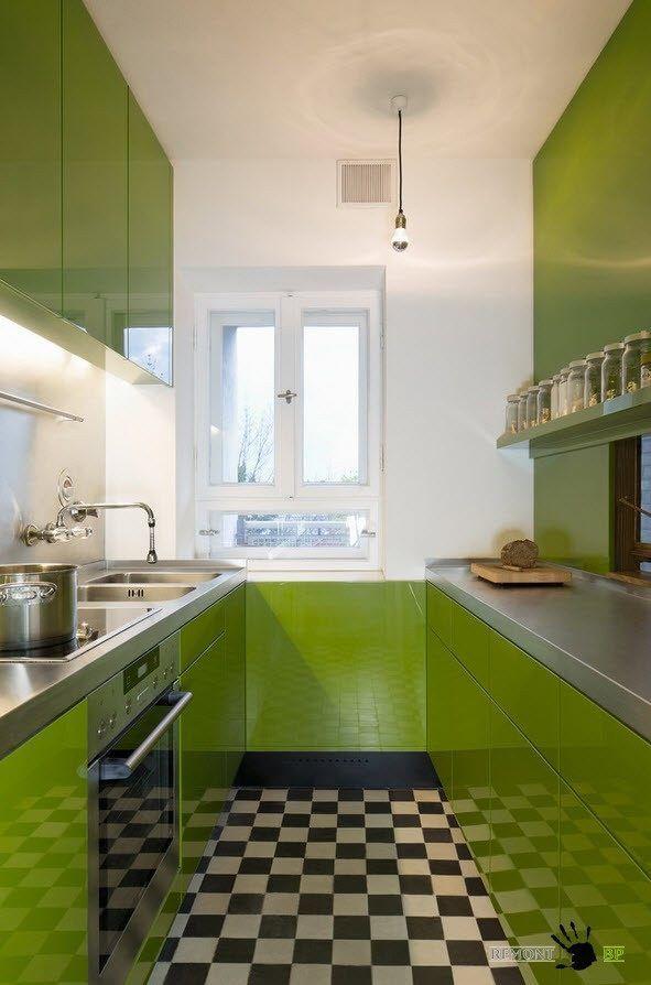 Бяла и зелена кухня