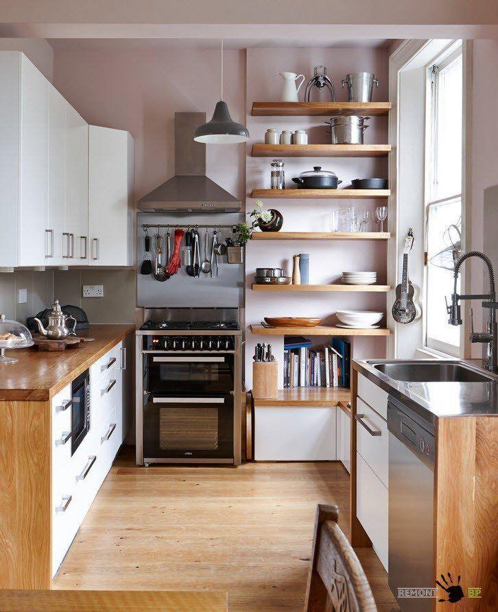 Оформление на кухнята