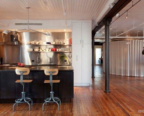 Уютен кухненски интериор