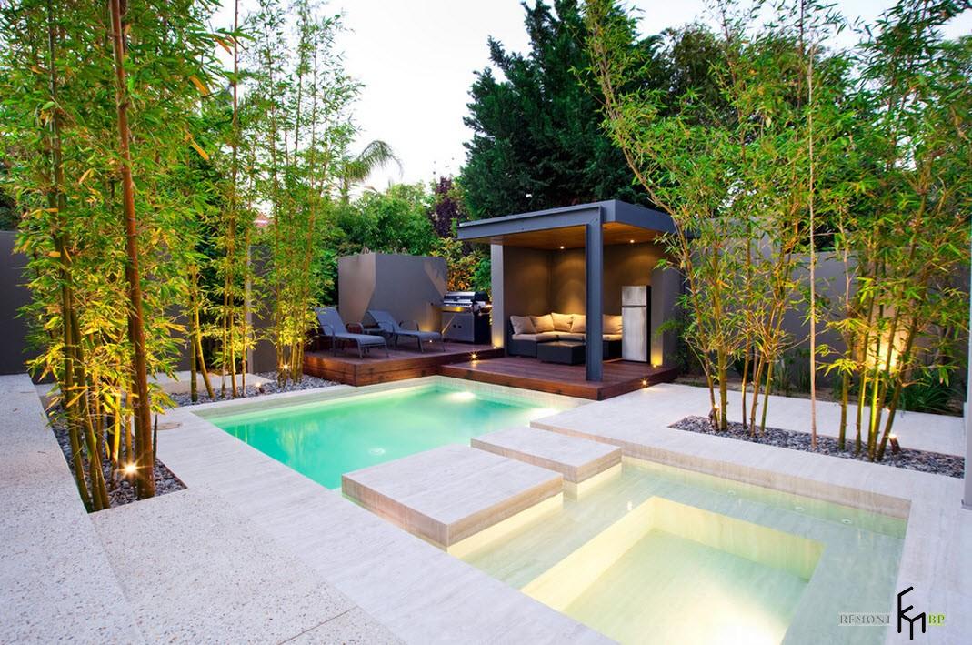 Mały basen
