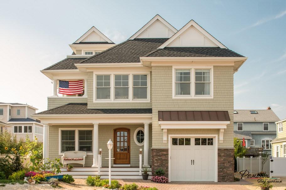 Типичен американски дом