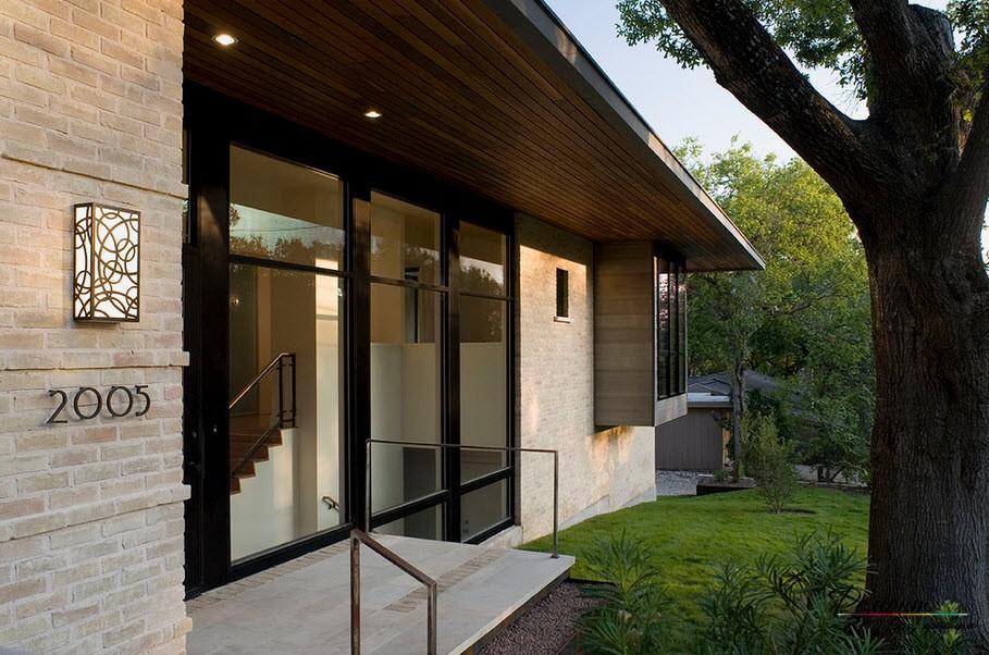 Стъклени врати в къщата