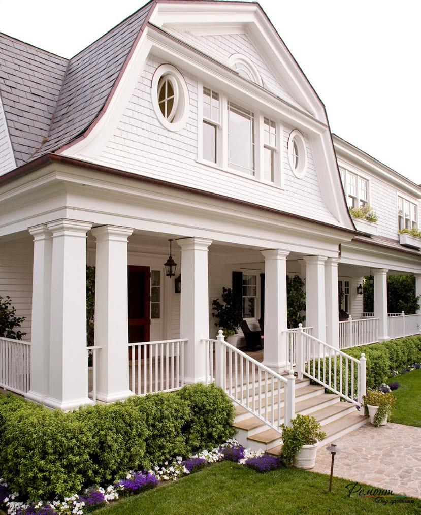 Зрелищно американско имение