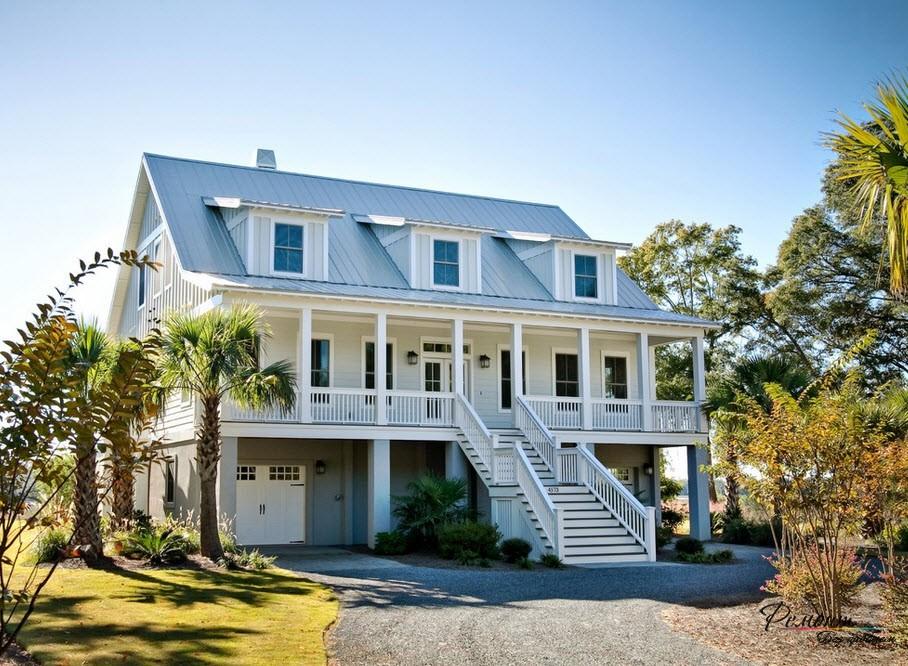 Луксозни жилища в американски стил
