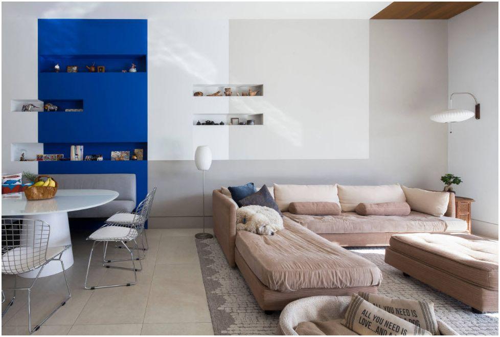 Дизайн зала 2019 – калейдоскоп актуальных идей