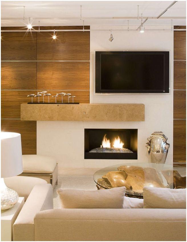 Peis i stuen: stilige designløsninger 2019