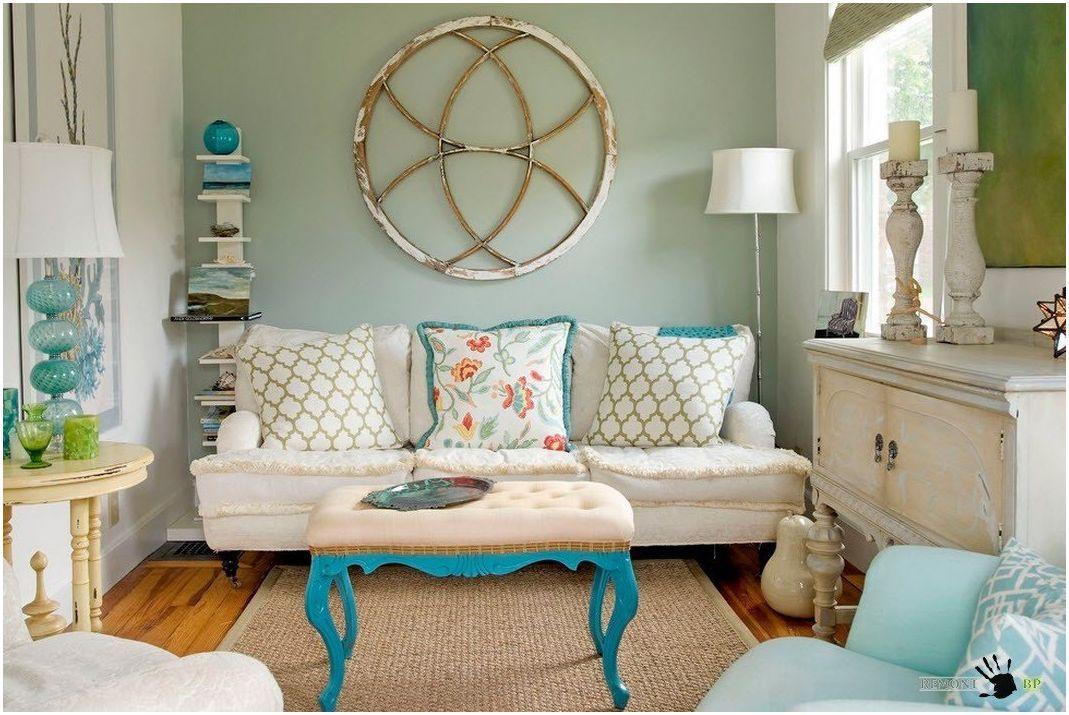 Kicsi nappali szoba nagyszerű lehetőségekkel