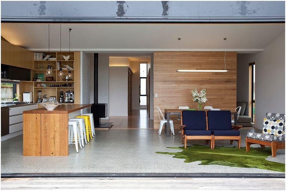 Кухня-гостиная: актуальные идеи дизайна в 2019 году