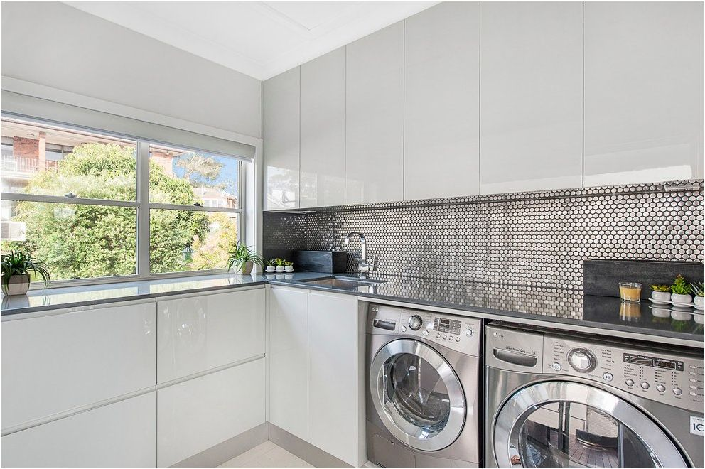 Washing machine in the kitchen: how to choose, tips and ideas-6