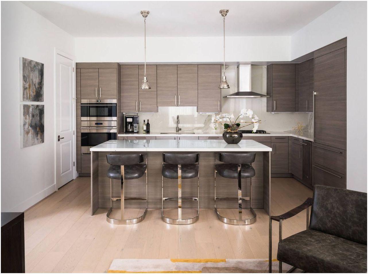 Kjøkken-stue 30 kvm. m: finesser i utformingen av et stort rom