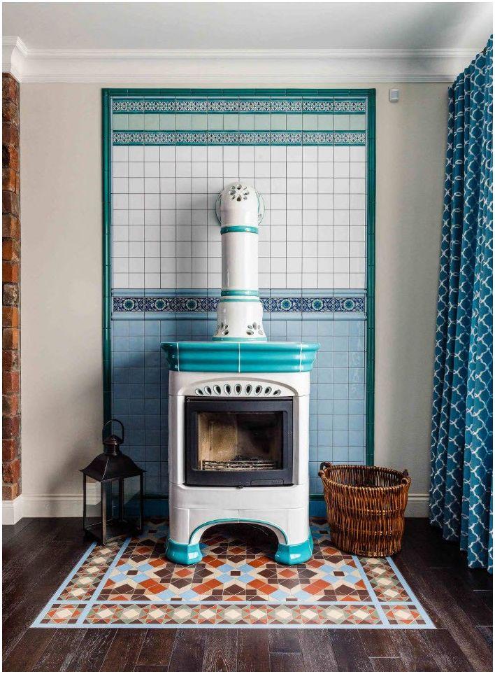 Печь-камин: какой вариант отопительного устройства подойдет для вашего дома или дачи