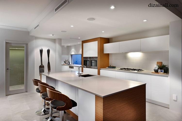 Inredning för köket i stil med Bauhaus-1