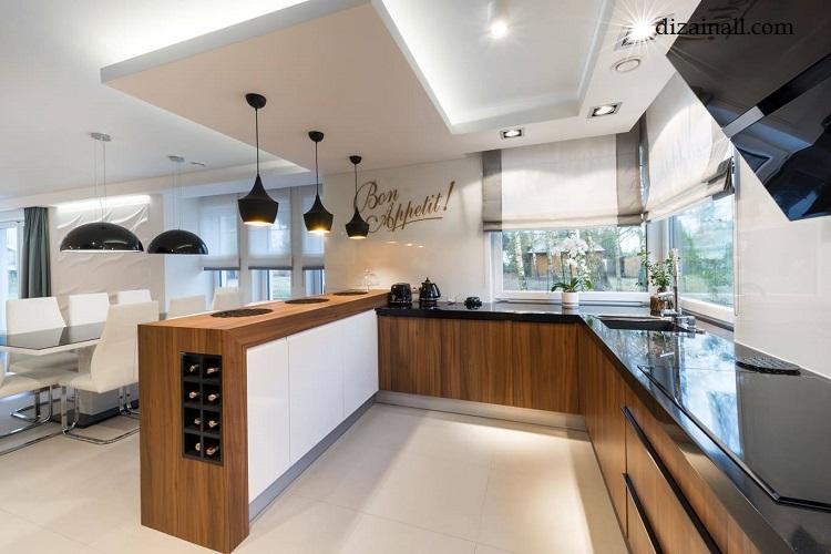 Inredning för köket i stil med Bauhaus-11