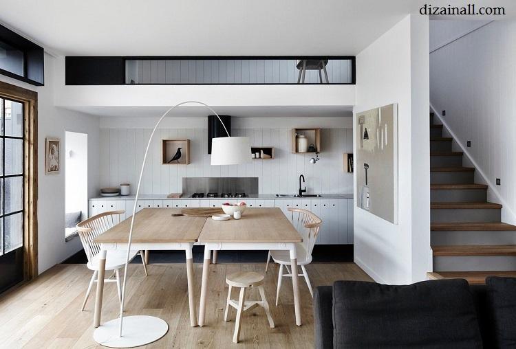 Inredning för köket i stil med Bauhaus-14