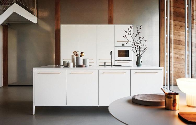 Inredning för köket i stil med Bauhaus-15
