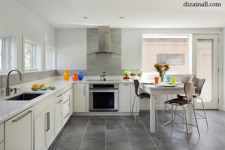 Inredning för köket i stil med Bauhaus-19