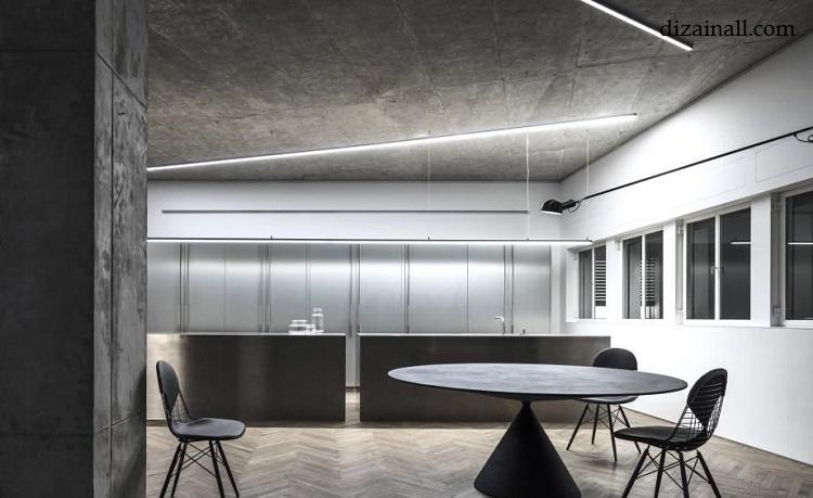 Inredning för köket i stil med Bauhaus-3