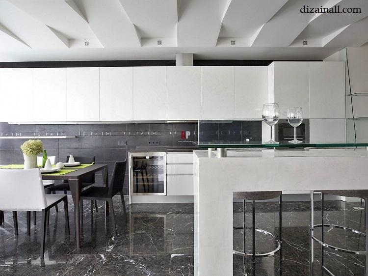 Inredning för köket i stil med Bauhaus-5
