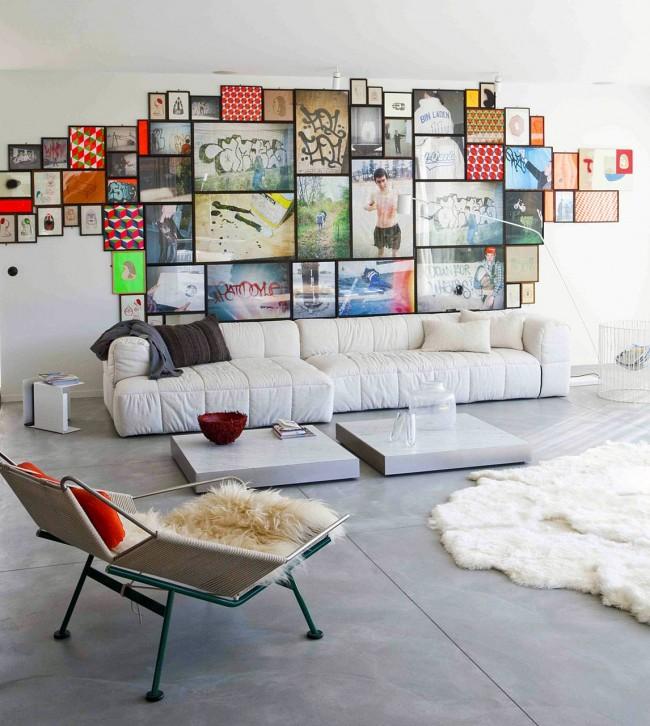 Nowoczesne wnętrze - najlepsze pomysły na projekt salonu 2020-18